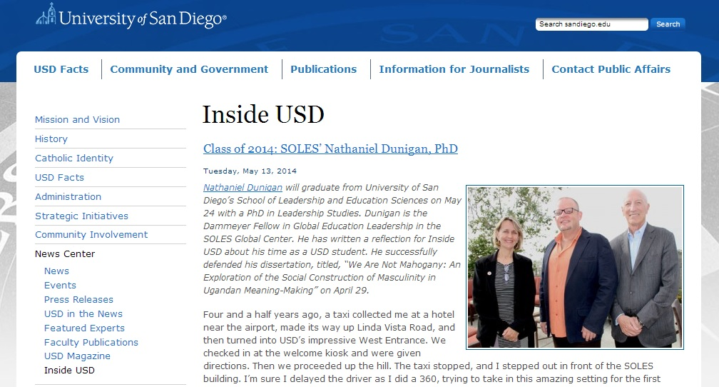 USD article