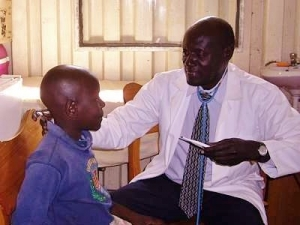 Dr. Patrick Banura AidChild